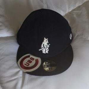 Cubs Fitted Hat